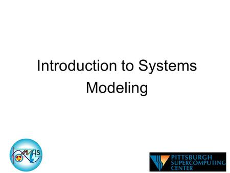 Introduction to Systems Modeling. Demonstrates aggregate change over time resulting in behaviors such as: – Linear Growth and Decline – Quadratic Motion.