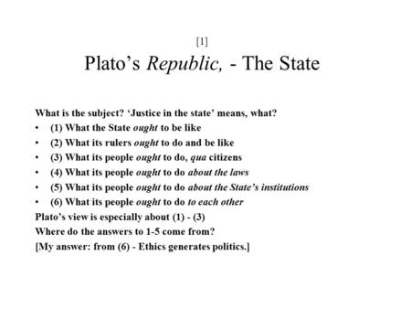 platos republic is there a limit Hi there everyone first time posting in this sub can any one recommend a good translation of plato's the republic it's my first stab at it and.
