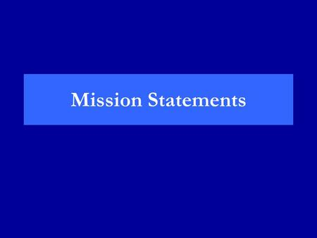 "Mission Statements. Model Lab School ""The mission of Model Laboratory School in collaboration with Eastern Kentucky University's education programs is."