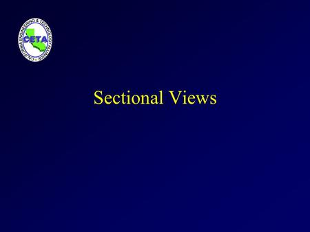 Sectional Views.