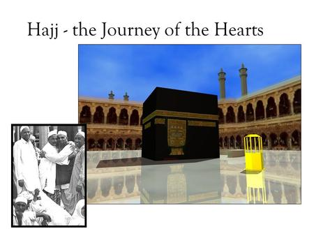 Hajj - the Journey of the Hearts. Morning of 8th of Dhul-Hijjah Ihraam  Clean yourself (Ghusl)  Wear Ihraam garments  Make Intention for Hajj  Recite.