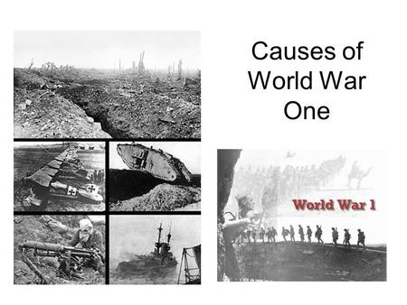 dbq essay on causes of ww1 Essay on the causes of world war ii world war ii dbq after the deaths of 37,508,686 soldiers by the end of the causes and effects of world war ii essay.