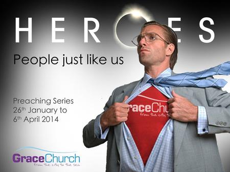 Steve Petch Sunday 2 nd March 2014 Building For The Future 1 Chronicles 11 - 29.