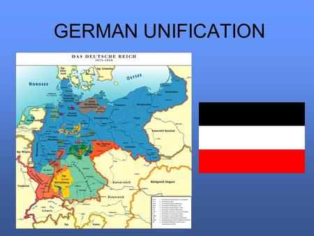 an introduction to the history of bismark and the unification of germany Unification of germany (ib) 1848-1871 the empire of germany unified under otto von bismarck as a result: germany on the rise economically and industrially you might like: eventos históricos world history 1900-present timeline.
