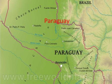 Paraguay. Introduction Paraguay is a country of fascinating contrasts. It's rustic and sophisticated. It's extremely poor and obscenely wealthy. It boasts.