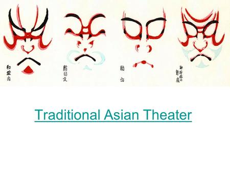 Traditional Asian TheaterAsian. China Peking Opera Beijing The Peking Opera House.