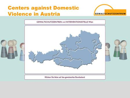 Centers against Domestic Violence in Austria. Upper Austria.