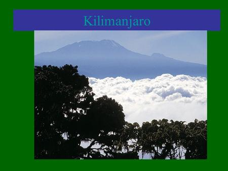 Kilimanjaro. Official Name United Republic of Tanzania Capital City Dar es Salaam Transferring to Dodoma soon Currency Tanzanian Schilling Languages Swahili,