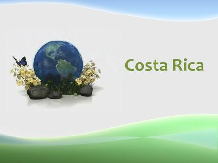 Costa Rica. Population  Costa Rica's estimated population in 2011 is approximately 4,5 millions.  Ethnic groups: white 94%, black 3%, Amerindian 1%,