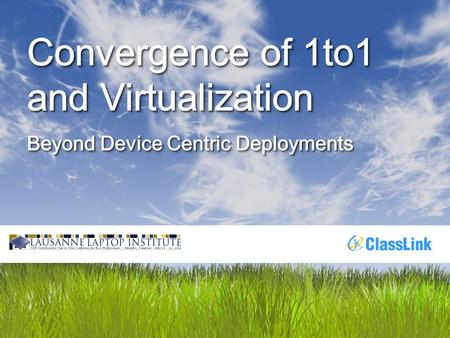 What is client virtualization and why do I care?