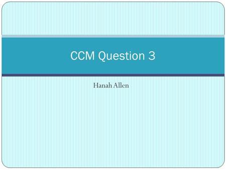 Hanah Allen CCM Question 3. An experienced surfer at Fort Point in San Francisco, California drowned on Monday January 28, 2013 at 11 am. News reports.