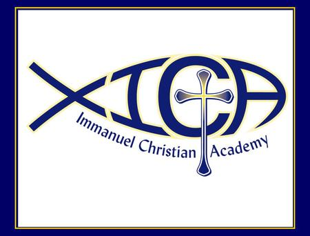 Immanuel Christian Academy Our History The Lutheran Church, beginning with Martin Luther, has over 400 years of opening, maintaining, and nurturing parochial.