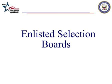Enlisted Selection Boards. Branch Head: CWO2 Clay Summers Phone: (901) 874-3170 DSN: 882-3170   Board Sponsors: PSCM(SW/AW)