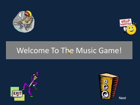 Next Welcome To The Music Game! Level One: Usher! START How To?