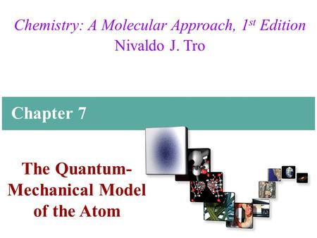 The Quantum-Mechanical Model of the Atom