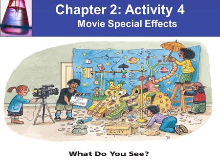 Chapter 2: Activity 4 Movie Special Effects. Materials in Science There are 4 basic types: 1. Polymers (gak & oobleck) 2. Composites (paper mache) 3.