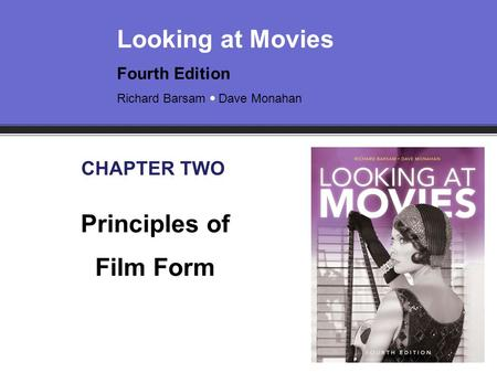 Principles of Film Form