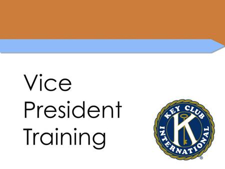 Vice President Training. What Is A Vice President?