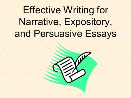 writing persuasive essays in middle school