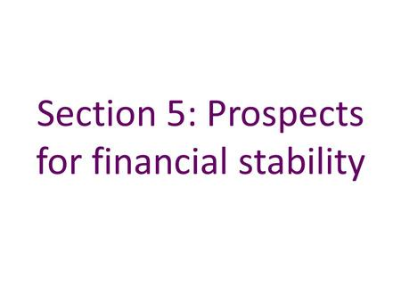 Section 5: Prospects for financial stability. Sources: Markit Group Limited and Bank calculations. (a)Probability of default, derived from CDS premia,
