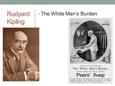 The White Mans Burden By Rudyard Kipling Essay Example   Words  The White Mans Burden By Rudyard Kipling Cheap Essay Papers also General Essay Topics In English  Thesis Example For Compare And Contrast Essay