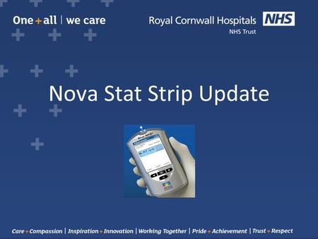 Nova Stat Strip Update.