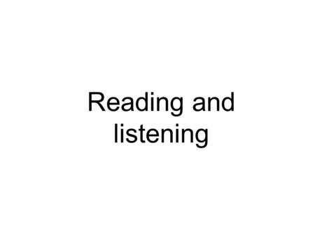 Reading and listening There was an old lady Retold by: Mariana Giraldo Arredondo Enchantedlearning.com.