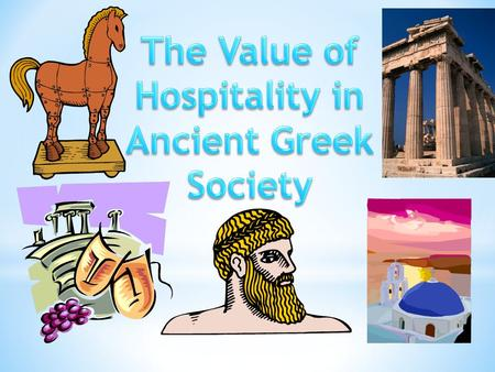 essay of hospitality in the odyssey
