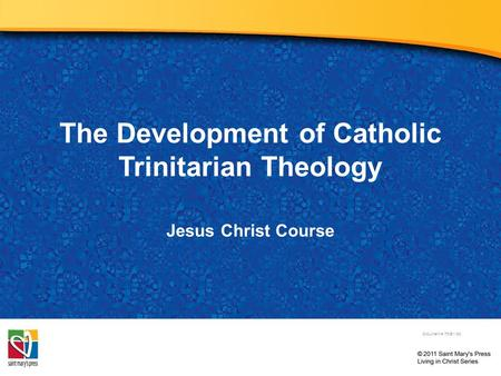 The Development of Catholic Trinitarian Theology