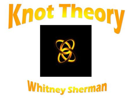 To show that the Kauffman Bracket is unchanged under each of the three Reidemeister moves. First explain the basics of knot theory. Then show you what.
