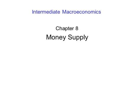 macroeconomics chapter 8 Case, fair and oster macroeconomics chapter 8 – aggregate expenditure and equilibrium output problem 1 terminology a mpc and the multiplier multiplier = 1 / (10 – mpc.