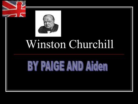 Winston Churchill. FACTS ABOUT WINSTEN.C Winston Churchill was one of the great world leaders of the 20th century. His leadership helped Britain to stand.