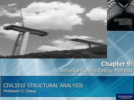 CIVL3310 STRUCTURAL ANALYSIS