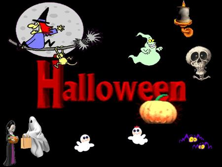 WHAT IS HALLOWEEN? Halloween is a festivity celebrated mainly in the U.S.A on the night of October 31. It was held in Anglo-Saxon countries, but the expansive.