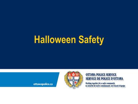 Halloween Safety. Introduction Halloween can be fun. Here are some tips to help keep you safe.