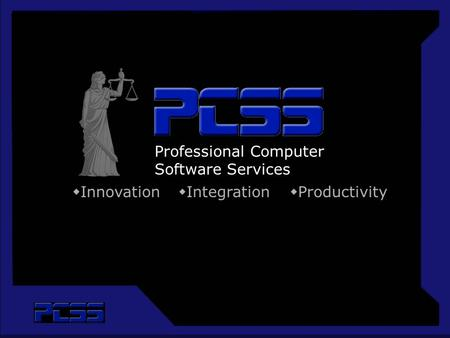Professional Computer Software Services  Innovation  Integration  Productivity.