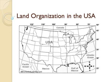 Land Organization in the USA. Common to the areas around Louisiana, long lots allowed access to waterways and/or roads by all landowners.