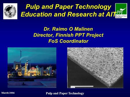 pulp and paper technology journal Pulp and paper technology how does the quality of paper depend on the quality of its pulp frank popa, wrong often enough to be careful, started stats degree at 45.