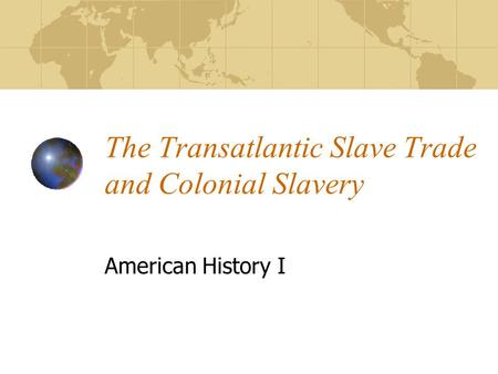 the slave trade in portugal history essay Henry the navigator's significance in history henry is  within a few years,  portugal was deeply involved in the slave trade henry died in.