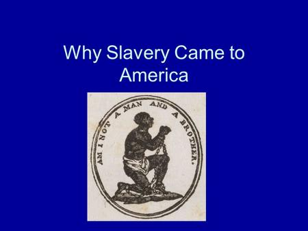 why slavery is not accepatable The country where slavery is still normal  which did not emancipate its slaves until 1967, slavery was a function of extreme wealth discrepency that divided along ethnic lines between arab and .