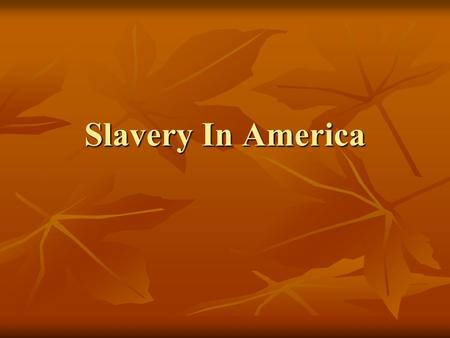 Slavery In America. A Ride for Liberty: The Fugitive Slaves by Eastman Johnson.