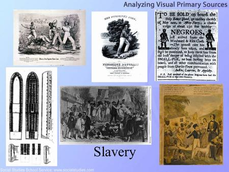Slavery. Table of Contents The Middle PassageThe Middle Passage Arrival in America Abolitionism and Frederick Douglass The Proslavery Viewpoint Escaping.