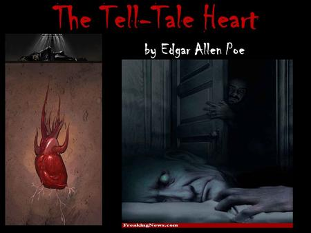 The Tell-Tale Heart by Edgar Allen Poe. Acute (Adjective) Highly sensitive Raptors have acute hearing and vision, which is estimated to be eight to ten.