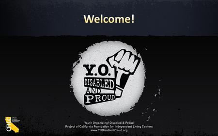 Disability Pride and Culture: The Independent Living Philosophy and History Presentation by Derek Zarda, Assistive Technology Educator, Independent Living.