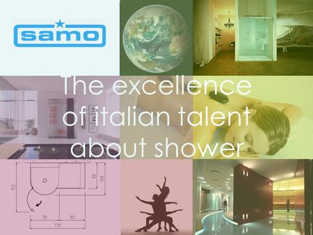 The excellence of italian talent about shower Italy has given to the world protagonists in every field…