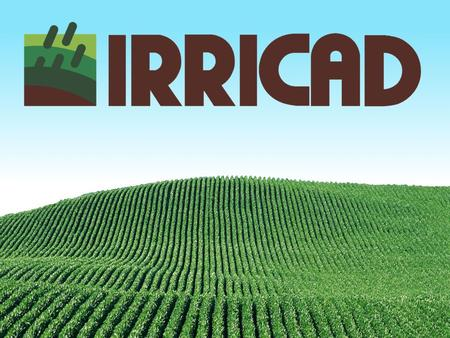 Halve your design time Irricad Pro is a computer software design package optimized for designing all types of pressurized irrigation systems. From design.