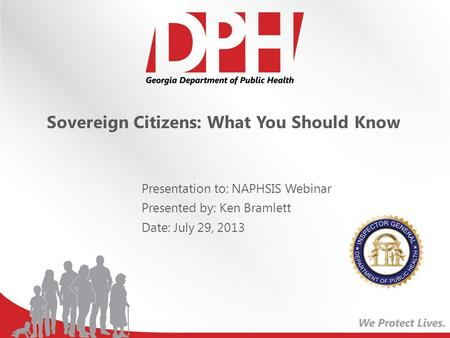 Sovereign Citizens: What You Should Know