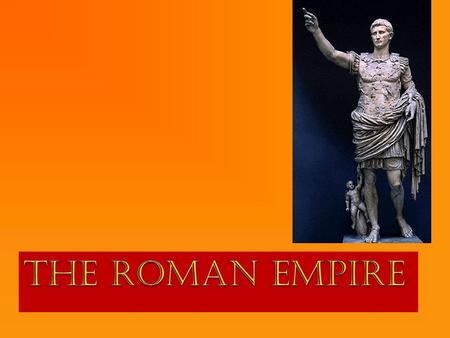 The Five Good Emperors –Nerva – appointed by the senate and backed by the army –Trajan – expanded the empire –Hadrian – fortified the borders –Antonius.