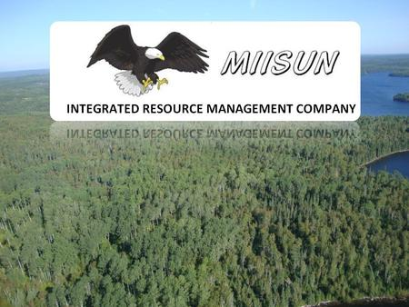 Miisun Integrated Resource Management Company Miisun is a 100% First Nations Owned Integrated Resource Management Company based in Kenora. Miisun was.