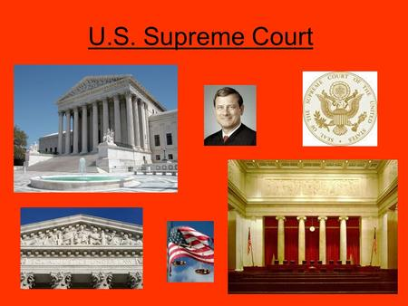"U.S. Supreme Court. Called the ""high court"" and last court of appeal *** only court specifically mentioned by the Constitution 2 Types of Jurisdiction."